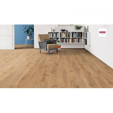 Parchet Alpine Oak Nature Plank 1 Strip