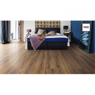 Parchet Oak Italica Smoked Gran Via